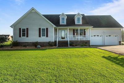 Camden County Single Family Home For Sale: 102 Marlas Way