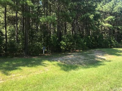 Chowan County Land/Farm For Sale: 155 Colleton Circle