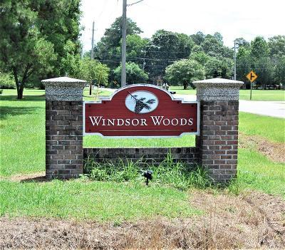 Chowan County Land/Farm For Sale: 111 Windsor Lane