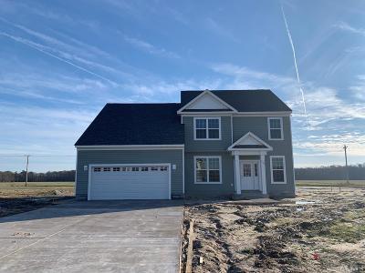 Pasquotank County Single Family Home For Sale: 103 Stedman Lane West