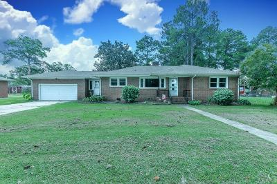 Pasquotank County Single Family Home Under Contract: 103 Rosewood Ave