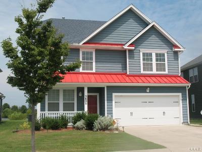 Pasquotank County Single Family Home For Sale: 3630 Union Street