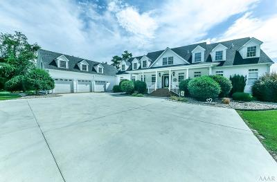 Currituck County Single Family Home For Sale: 147 Sanderson Court