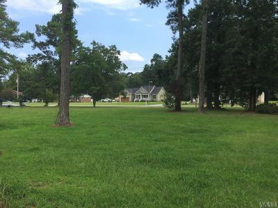Chowan County Land/Farm For Sale: 921 Soundside Road