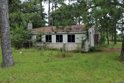 Chowan County Single Family Home For Sale: 103 Roanoke Trail