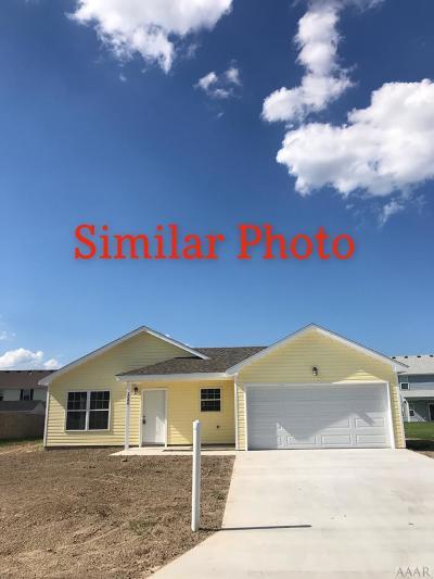 Pasquotank County Single Family Home For Sale: 301 Ensanada Drive