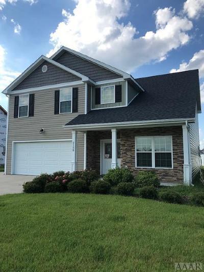 Pasquotank County Single Family Home For Sale: 2128 Aydlett Drive