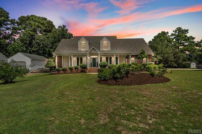 Camden County Single Family Home For Sale: 107 Magnolia Drive