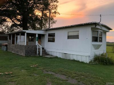 Camden County Single Family Home For Sale: 117 Nosay Road