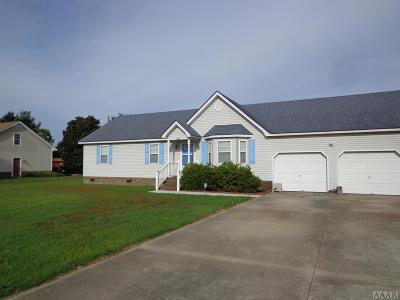 Pasquotank County Single Family Home For Sale: 205 Lynette Drive
