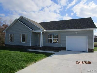 Pasquotank County Single Family Home For Sale: 114 Nugget Trail