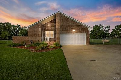 Pasquotank County Single Family Home For Sale: 4007 Timmerman Drive
