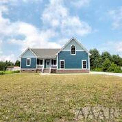 Pasquotank County Single Family Home For Sale: 146 Lovers Lane