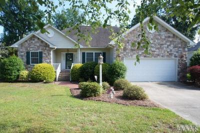 Chowan County Single Family Home For Sale: 307 Kimberly Drive