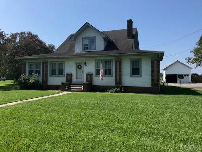 Camden County Single Family Home For Sale: 933 Hwy 343