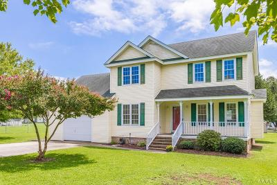 Currituck County Single Family Home For Sale: 144 Brumsey Road