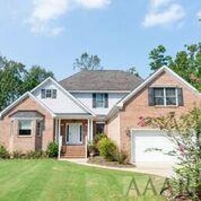 Perquimans County Single Family Home For Sale: 122 Cape Fear Drive