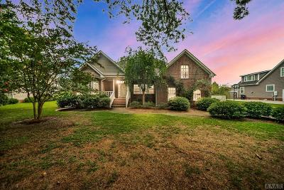Pasquotank County Single Family Home For Sale: 2047 Rivershore Road