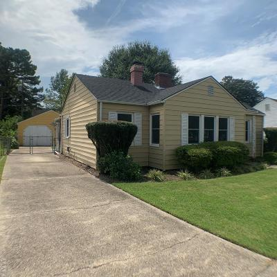 Chowan County Single Family Home For Sale: 142 Morris Circle