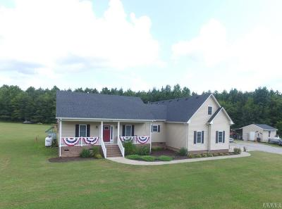 Gates County Single Family Home For Sale: 193 Saunders Road