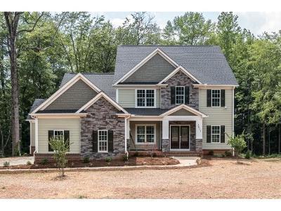 Mebane Single Family Home For Sale: 5013 Harvestview Dr