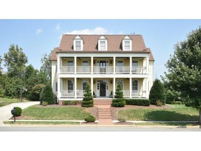 Burlington Single Family Home For Sale: 4117 Dunlevy Ct