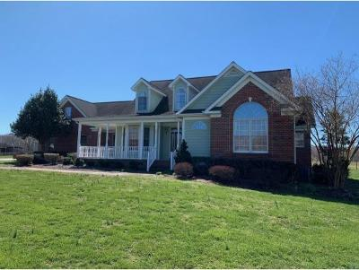 Mebane Single Family Home For Sale: 7004 Haven View Trl