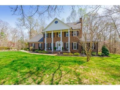 Burlington Single Family Home For Sale: 702 Hiawatha Ct
