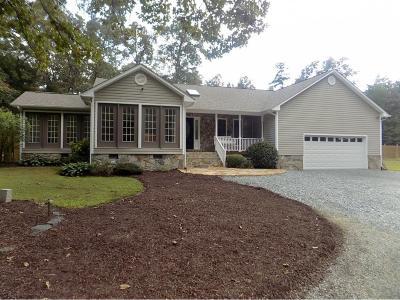 Burlington Single Family Home For Sale: 5365 N Nc Highway 49