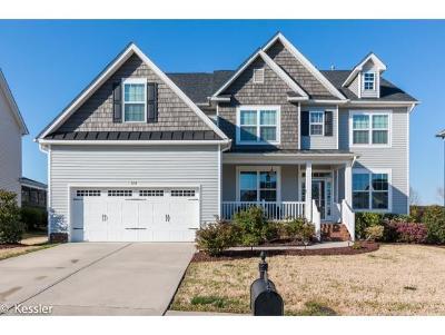 Burlington Single Family Home For Sale: 1153 Lael Forest Trl