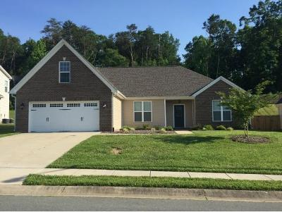 Graham Single Family Home For Sale: 3046 Cullens Dr