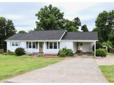 Graham Single Family Home For Sale: 307 Ivey Rd