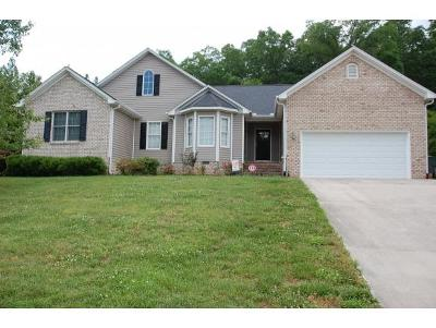 Graham Single Family Home For Sale: 2271 Sunberry Dr