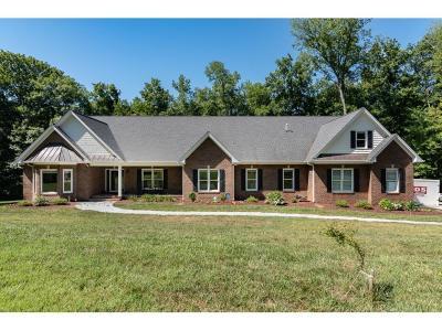 Burlington Single Family Home For Sale: 2389 N Nc Highway 62