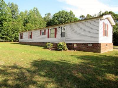 Burlington Single Family Home For Sale: 171 Ross Acres Road 1