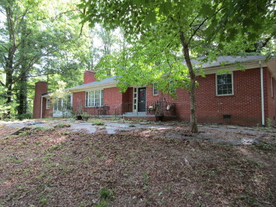 Cherryville Single Family Home For Sale: 865 Old Post Road