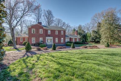 Shelby Single Family Home For Sale: 317 Tremont Place