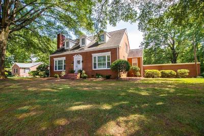 Kings Mountain Single Family Home For Sale: 813 W Mountain Street