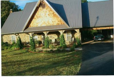 Shelby Single Family Home For Sale: 642 Whitaker Rd.