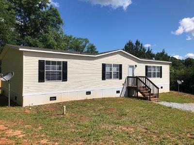 Mooresboro NC Single Family Home Sale Pending: $94,900