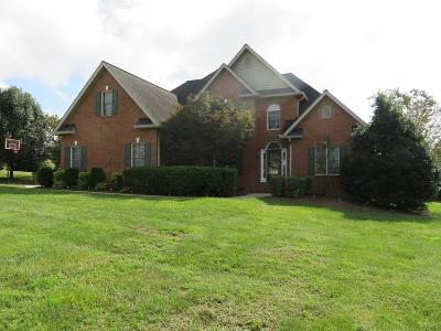 Shelby Single Family Home For Sale: 2619 Flagstone Court