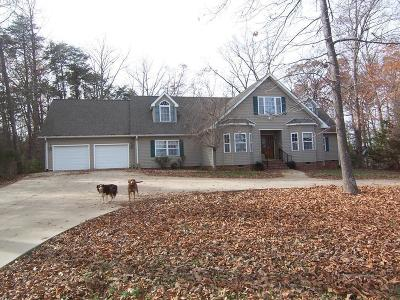 Ellenboro Single Family Home For Sale: 322 Gunns Road