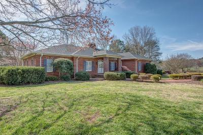 Shelby Single Family Home For Sale: 126 Norris Acre Dr.