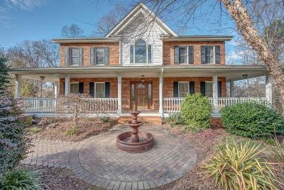 Shelby Single Family Home For Sale: 3003 Cedar Point Drive
