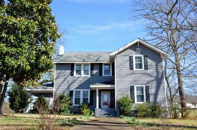 Kings Mountain Single Family Home For Sale: 600 N Piedmont Ave