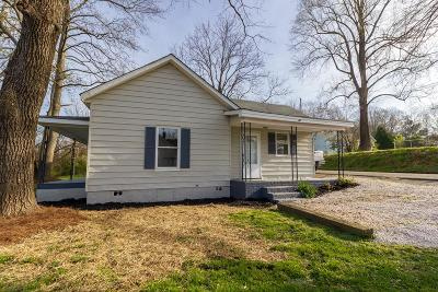Kings Mountain Single Family Home For Sale: 808 Grace St.