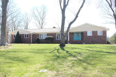 Mooresboro Single Family Home For Sale: 684 High Shoals Church