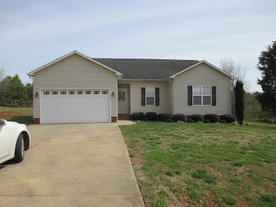 Shelby Single Family Home For Sale: 119 Jenny Dr