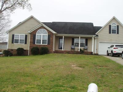 Kings Mountain Single Family Home For Sale: 107 McClendon Ct.