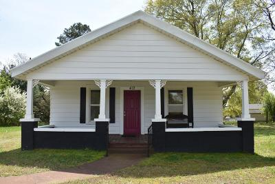 Shelby Single Family Home For Sale: 412 Ross Grove Road E
